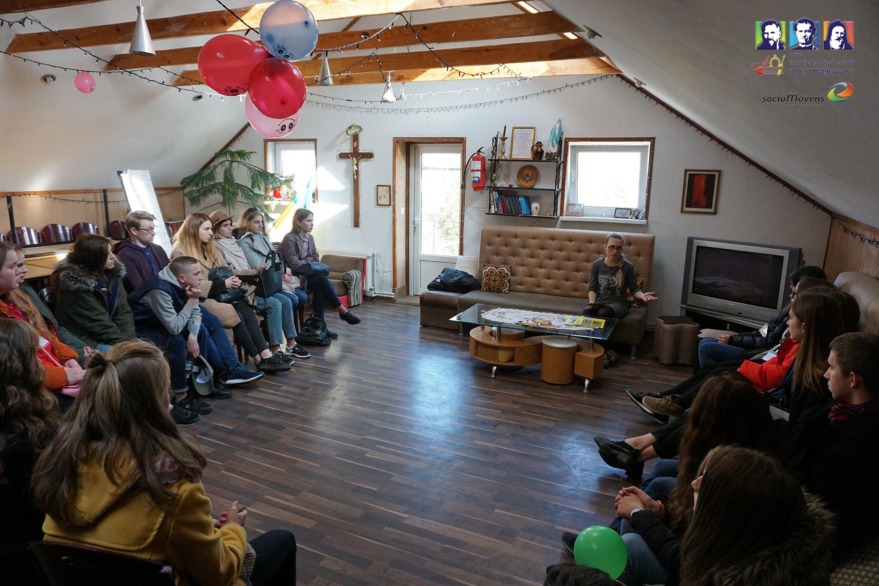 Project Week Lviv 2018 | socioMovens